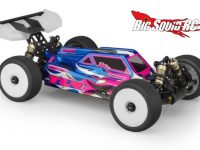 JConcepts S2 Body TLR 8ight-E 4.0