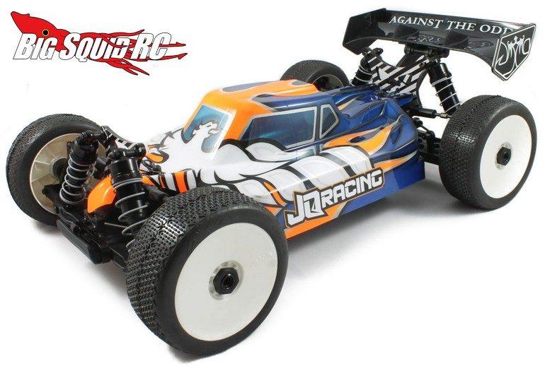 JQ Racing GREY Edition eCar