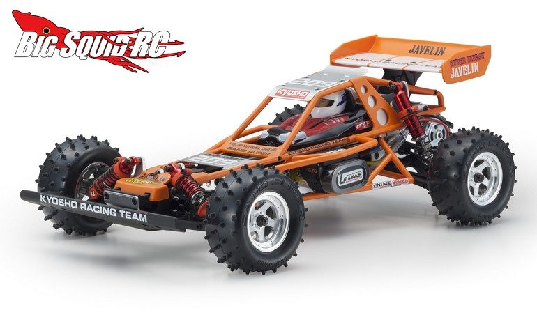 Kyosho Javelin Re-Release