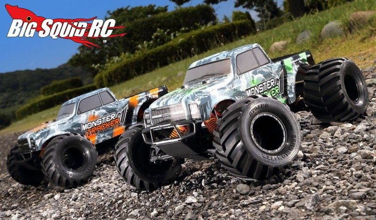 Kyosho Monster Tracker