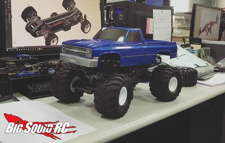 MST MTX-1 Monster Truck