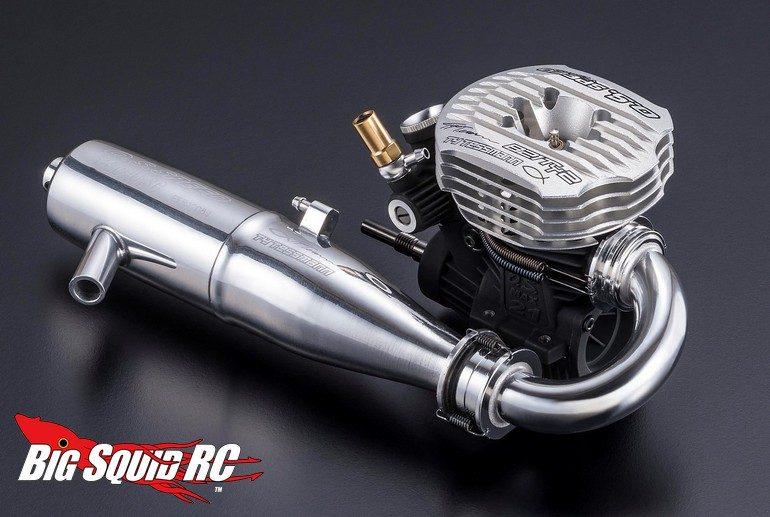 O.S. Speed B21 Ty Tessmann II Nitro Engine