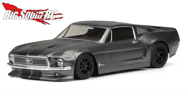 PROTOform 1968 Ford Mustang Body