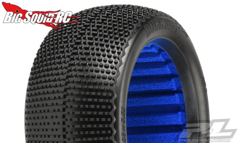 Pro-Line Buck Shot VTR Truggy Tires