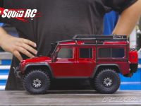 Pro-Line Traxxas TRX-4 Upgrade Video
