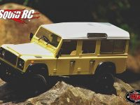 RC4WD Gelande II LWB RTR D110 Body Set