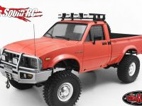 RC4WD Malice Mini Roof Rack Lights Mojave II