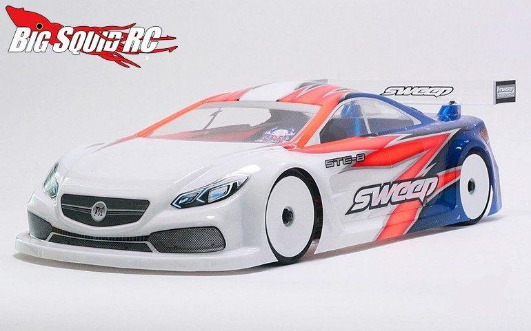 Sweep Racing STC-8 Touring Car Body « Big Squid RC – RC Car