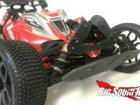 T-Bone Racing Front Shock Skids Arrma Typhon