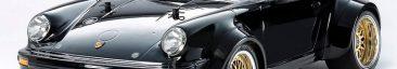 Tamiya Black Porsche 934
