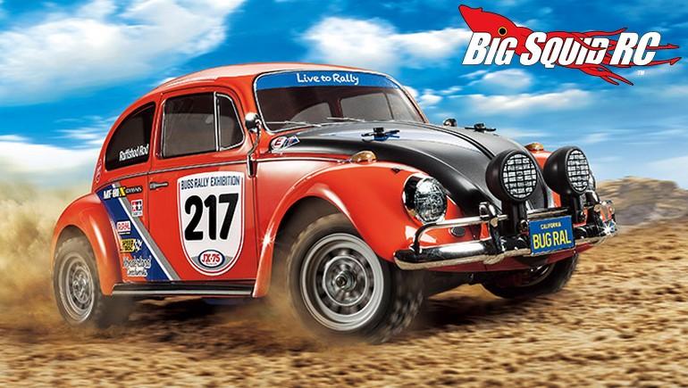 Vw New Beetle Rally Car