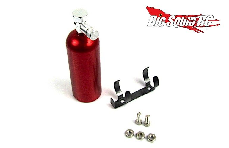 TheToyz Aluminium Fire Extinguisher