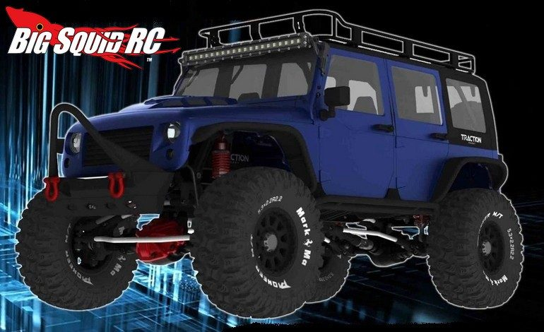 Traction Hobby 1 8 Cragman Scale Crawler Big Squid Rc Rc Car And Truck News Reviews Videos And More