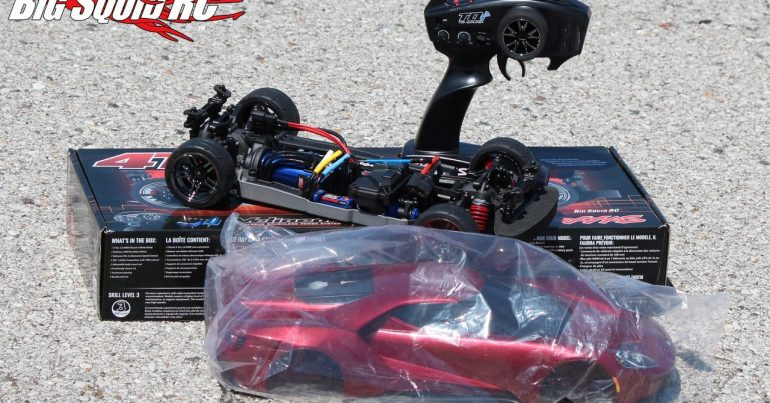 Traxxas 4-Tec 2.0 VXL Chassis Review