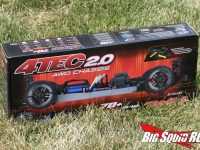 Traxxas 4-Tec 2.0 VXL Chassis Unboxing