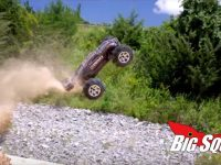 Traxxas Paddle Tire Video