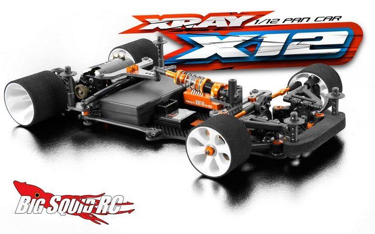 XRay X12 2018