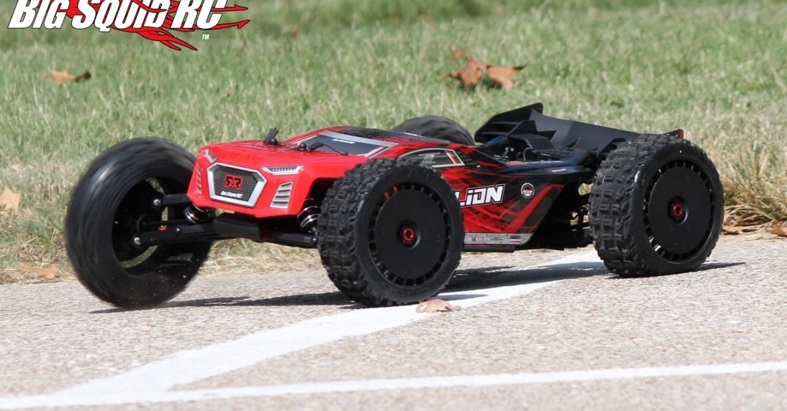 2018 ARRMA Talion BLX Review