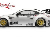 FireBrand RC CrownJewel-DSR(3/9) drift wheels Sickle-R drift tires
