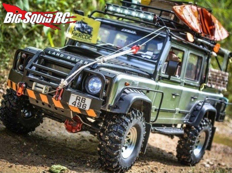 Boom Racing D110 Pickup ARTR