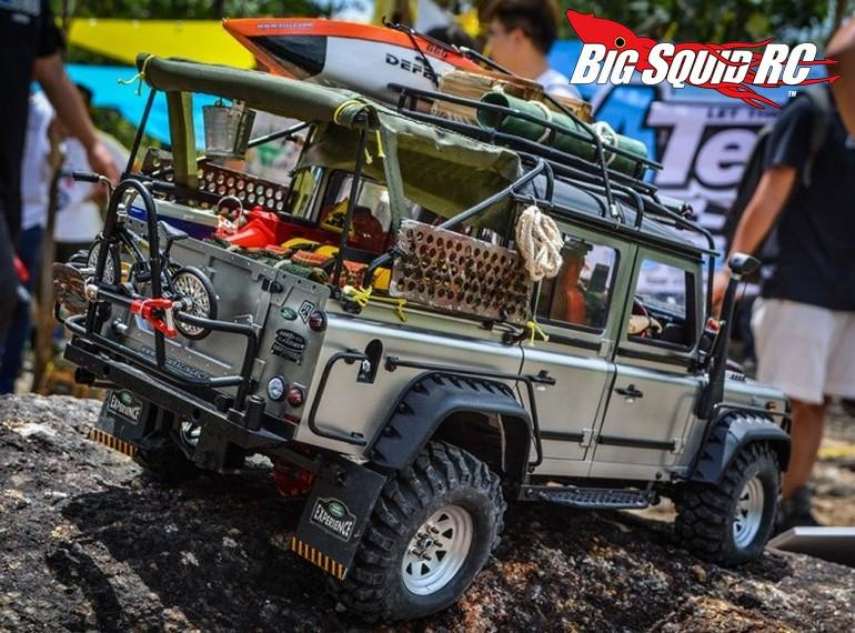 Boom Racing Defender D110 Pickup ARTR « Big Squid RC – RC ...