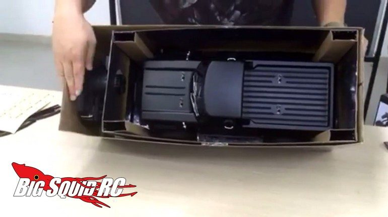 Carisma Coyote Unboxing Video