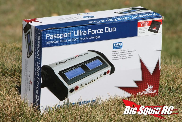 Dynamite Passport Ultra Force Duo Review
