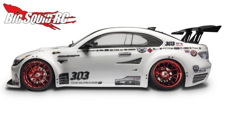 FireBrand RC HyperNova-RT39 Wheels Fang Tires