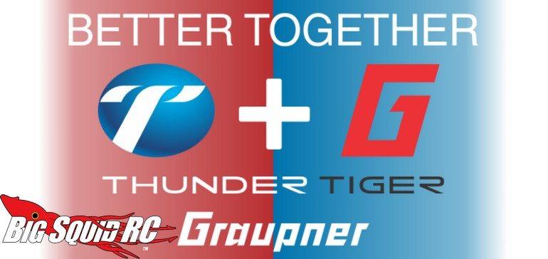 Graupner Thunder Tiger