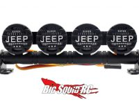 HRC Racing Jeep LED Light Bar