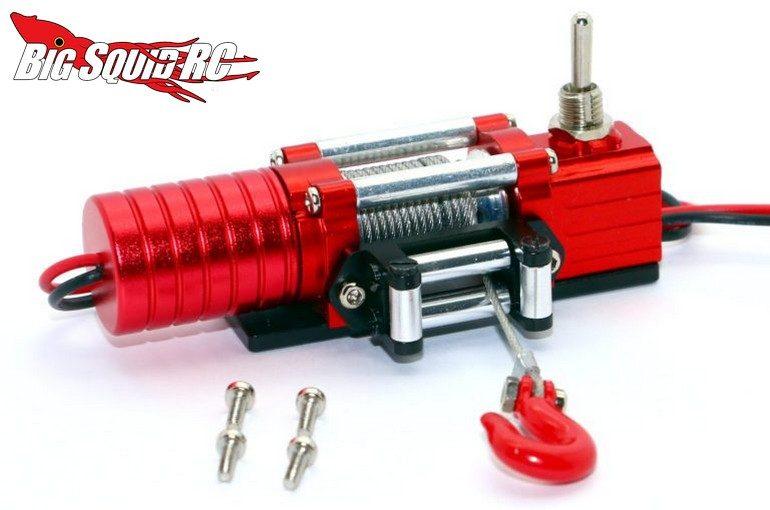 "HRC Racing ""Scale"" Crawler Winch"