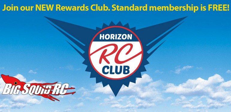 Horizon Hobby Rewards Club