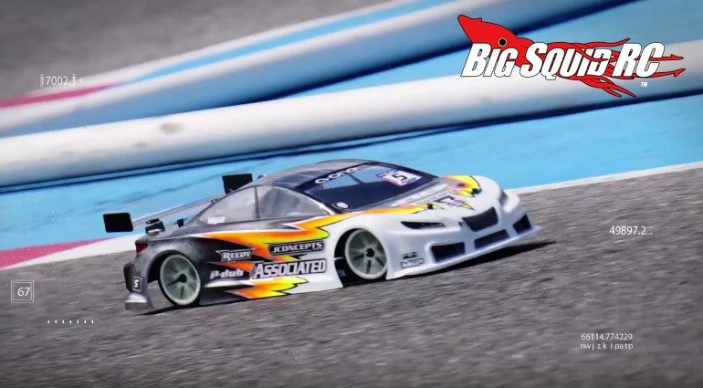 JConcepts A-One Touring Car Body