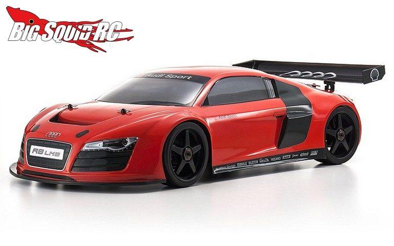 Kyosho Inferno GT2 VE Audi R8 Race SPEC