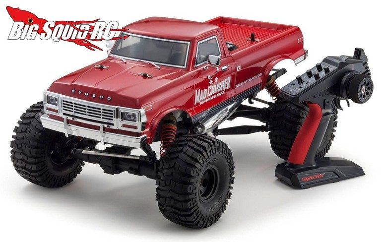 Kyosho Mad Crusher GP VE