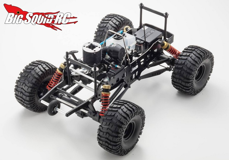 Kyosho Mad Crusher Gp Ve on Chevy Truck 4 Link Suspension