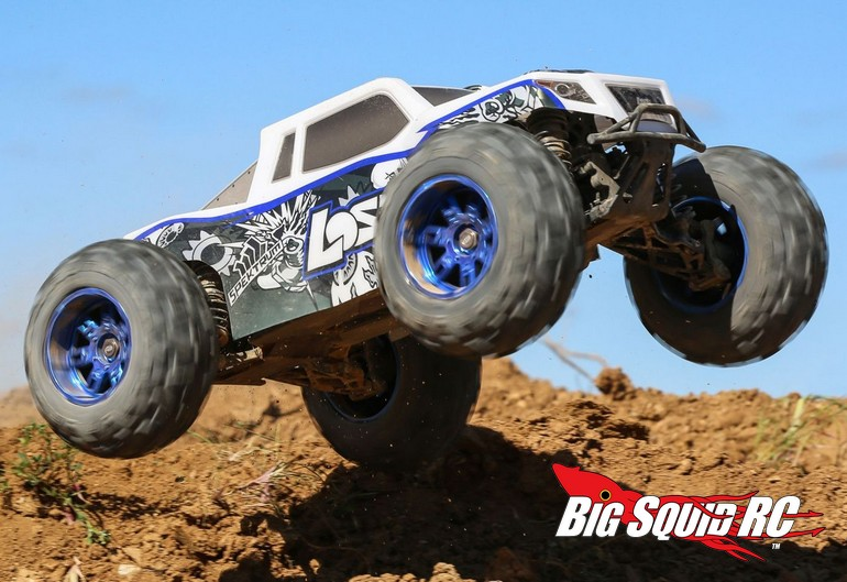 Used Ford Raptor >> Losi LST 3XL-E Monster Truck « Big Squid RC – RC Car and ...