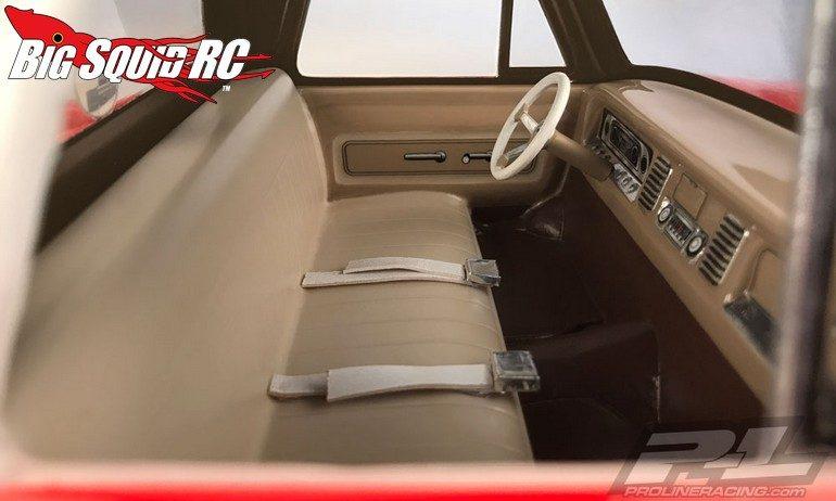 Pro-Line Classic Interior Video