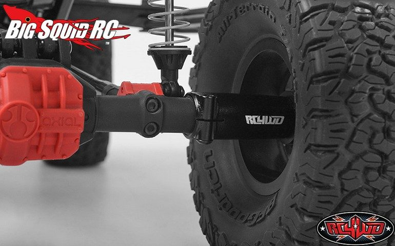 RC4WD Aluminum Straight Axle Adapters AR44
