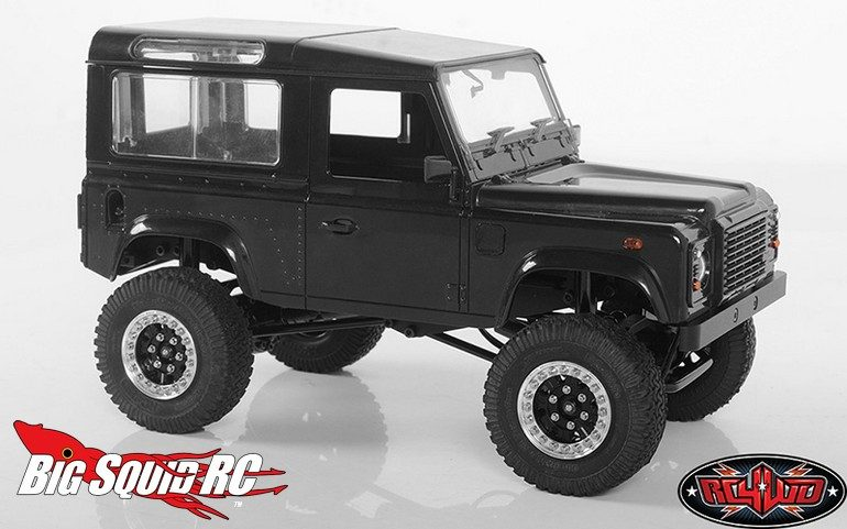 "RC4WD Raceline Monster 1.0"" Beadlock Wheels"