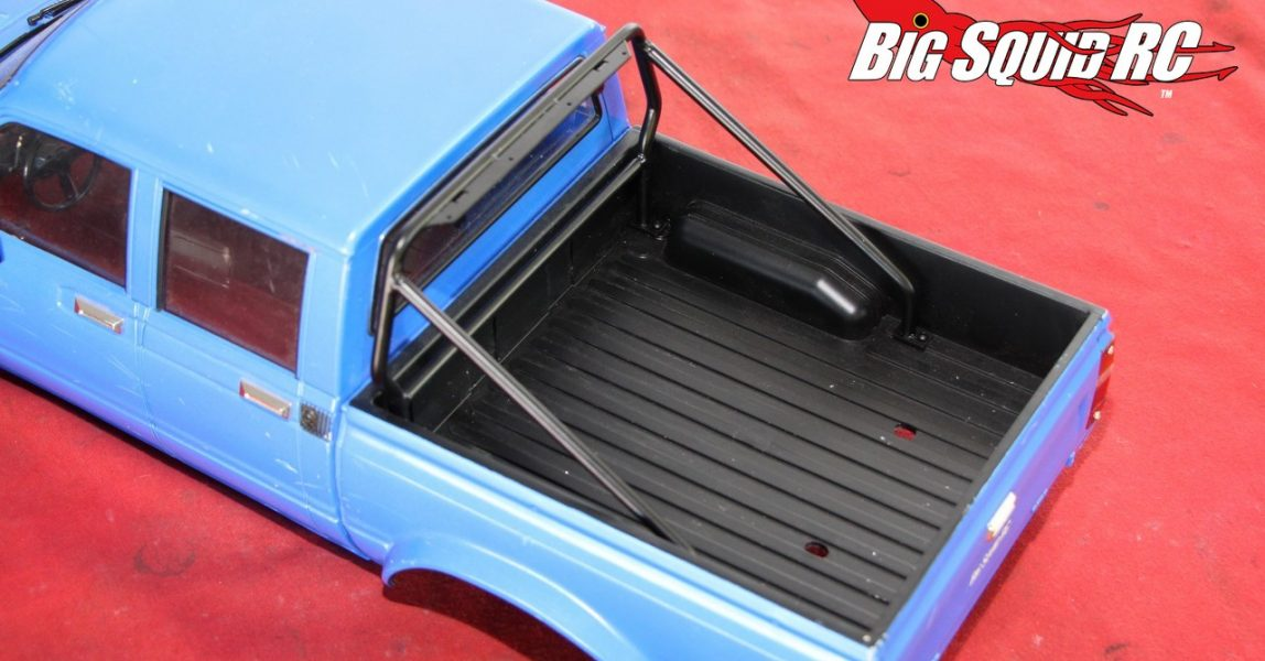 RC4WD Roll Bar Install