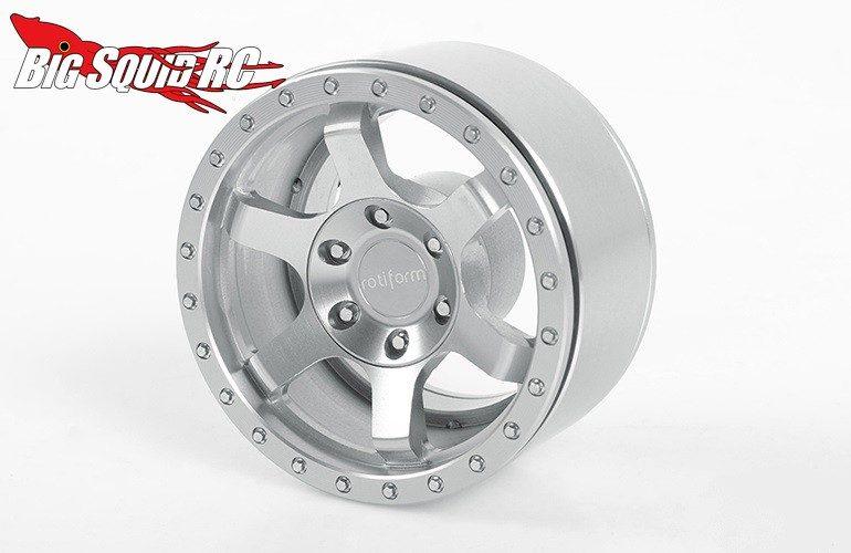 RC4WD Rotiform Six-OR 2.2 Beadlock Wheels