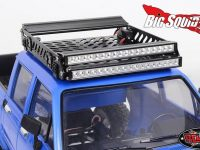RC4WD Tough Armor LZR-1 Metal Roof Rack
