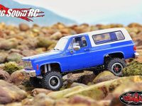 RC4WD Trail Finder 2 RTR Chevrolet Blazer Body