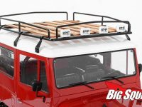 RC4WD Wood Roof Rack Cruiser Body