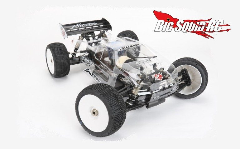 SWORKz S35-T Pro Nitro Truggy