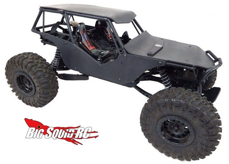 T-Bone Racing Wraith Body Panel Set