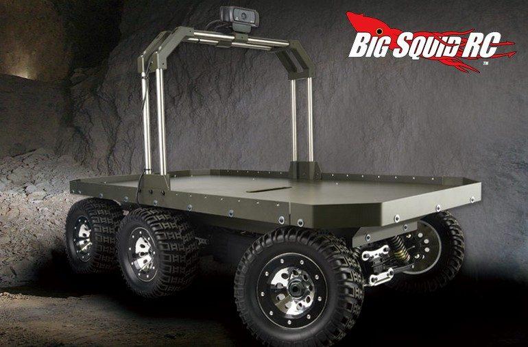 TT Robotix Rhino 6x6