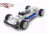 Tamiya 47364 TT-02 White Special Chassis Kit