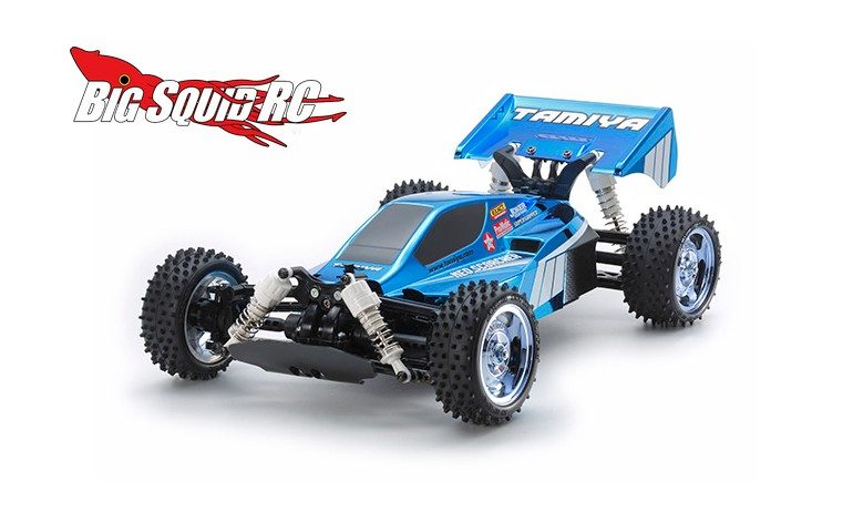 Tamiya Neo Scorcher Blue Metallic
